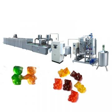 Pharmaceutical Factory price Sweets Maker Depositing line Making Machine MakerJelly Gummy Candy Production Line