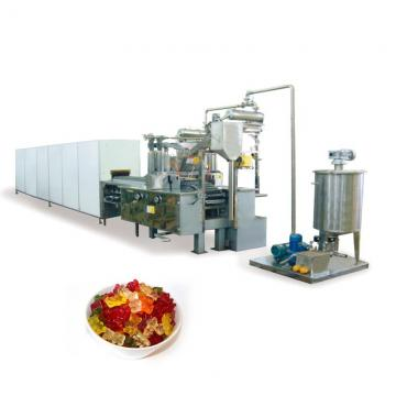 Jelly Candy Production Line Electric Jelly Making Machine