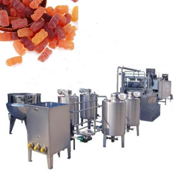 Full Automatic Cookies Stand Pouch Premade Bag Peanut Gummy Candies Packing Machine