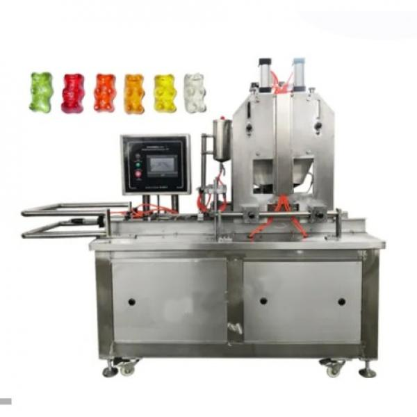 Professional Supplier Full Automatic Small Gummy Bear Candy Making machine