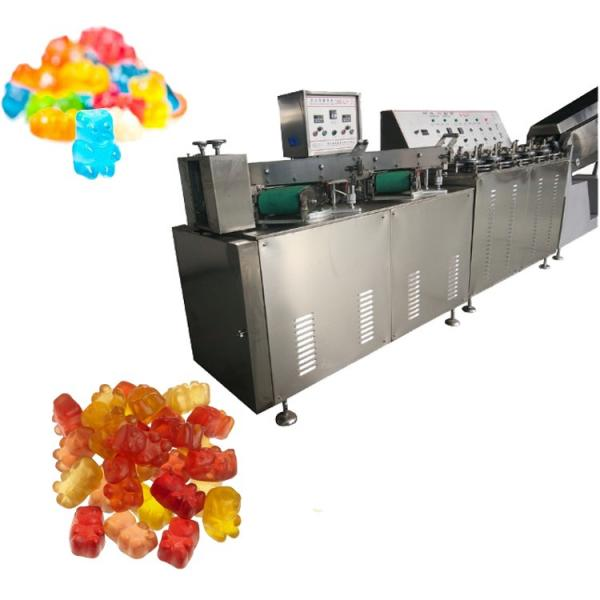 Starch Mould Gummy Candy Production Line Jelly Candy Making Machine