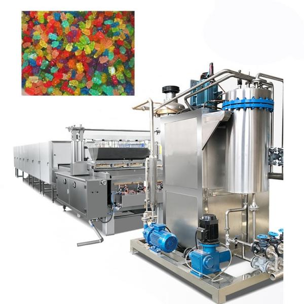 150Kg/h Automatic Starch Moulding Gummy Candy Machine