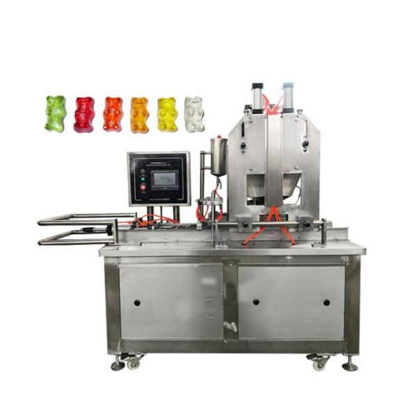 Good Quality Gummy Candy Manufacturing Machine
