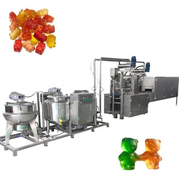 Candy Maker Packing Box Fruit Flavor Small Particles Soft Candy for Kids Gummy Candy Sweet Fruity Bag Multi-colored Normal HACCP